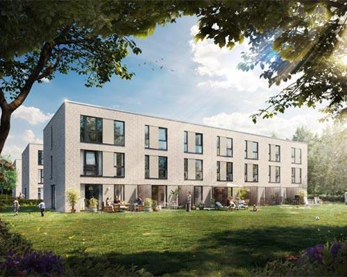 neubau projekt hamburg norddeutschland sparda immobilien. Black Bedroom Furniture Sets. Home Design Ideas